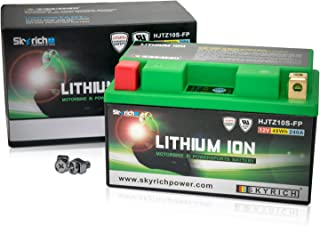 Skyrich HJTZ10S-FP Batteria di avviamento, Altro, Unica