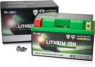 Skyrich HJTZ10S-FP batería Recargable Industrial Litio 12 V - Batería/Pila Recargable (Litio, 12 V, 1 Pieza(s))