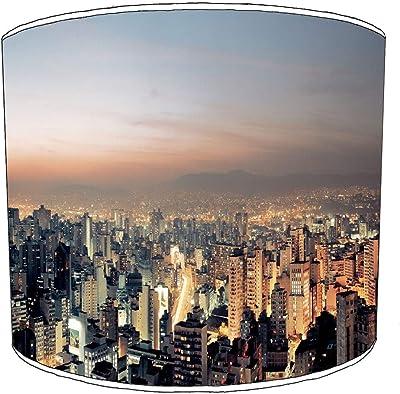 Premier Lighting Ltd 30cm Ville de sao Paulo Abat-jour7 pour Un plafonnier