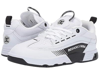 DC Legacy 98 Slim (White/Black) Women
