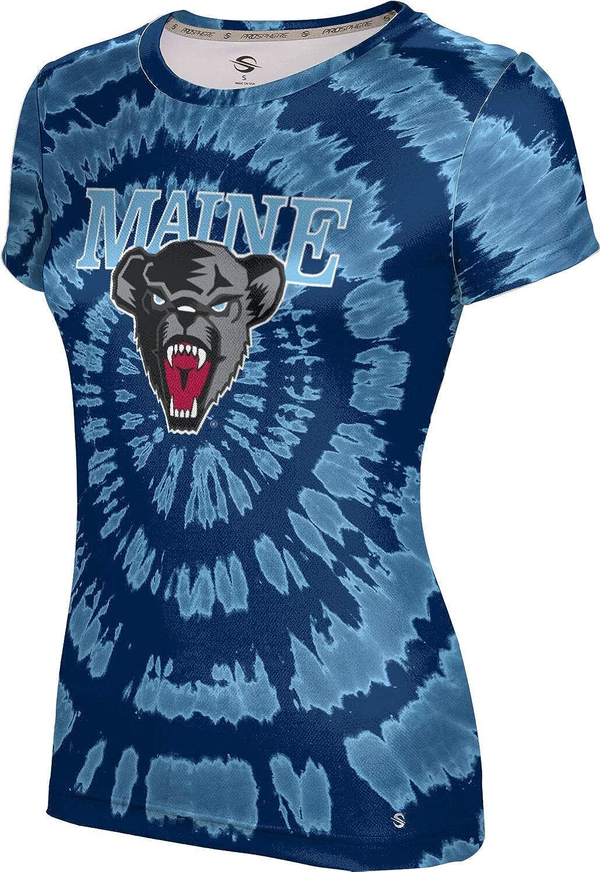 ProSphere University of Maine Girls' Performance T-Shirt (Tie Dye)