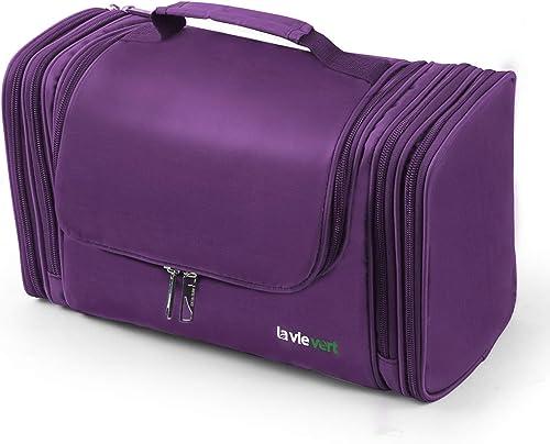 Lavievert Toiletry Bag/Makeup Organizer/Cosmetic Bag/Portable Travel Kit Organizer/Household Storage Pack/Bathroom St...