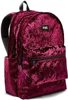 Best velvet pink backpack Reviews