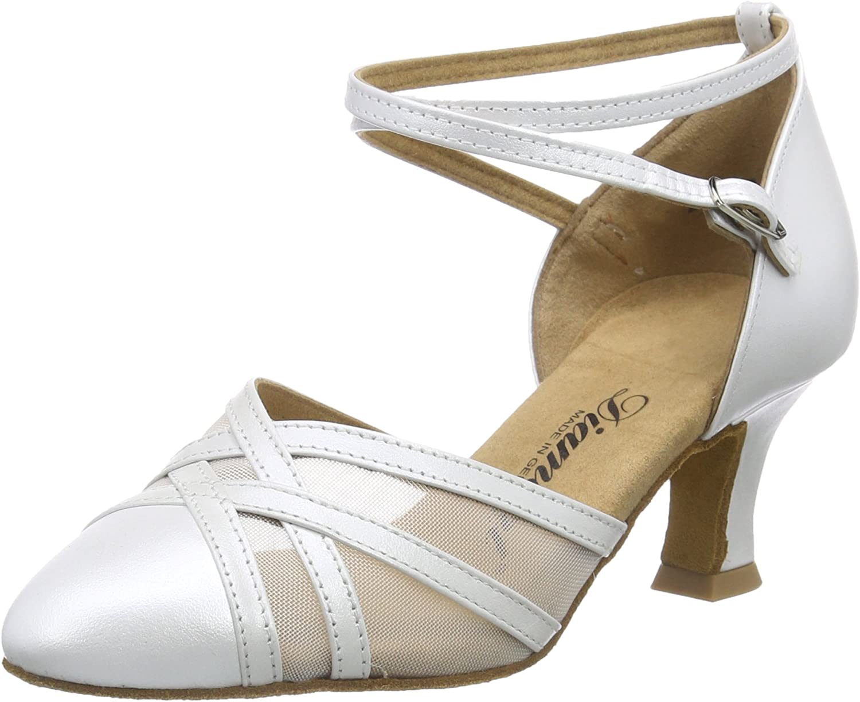 Diamant Damen Tanzschuhe 147-068-391, Women's Ballroom Dance shoes