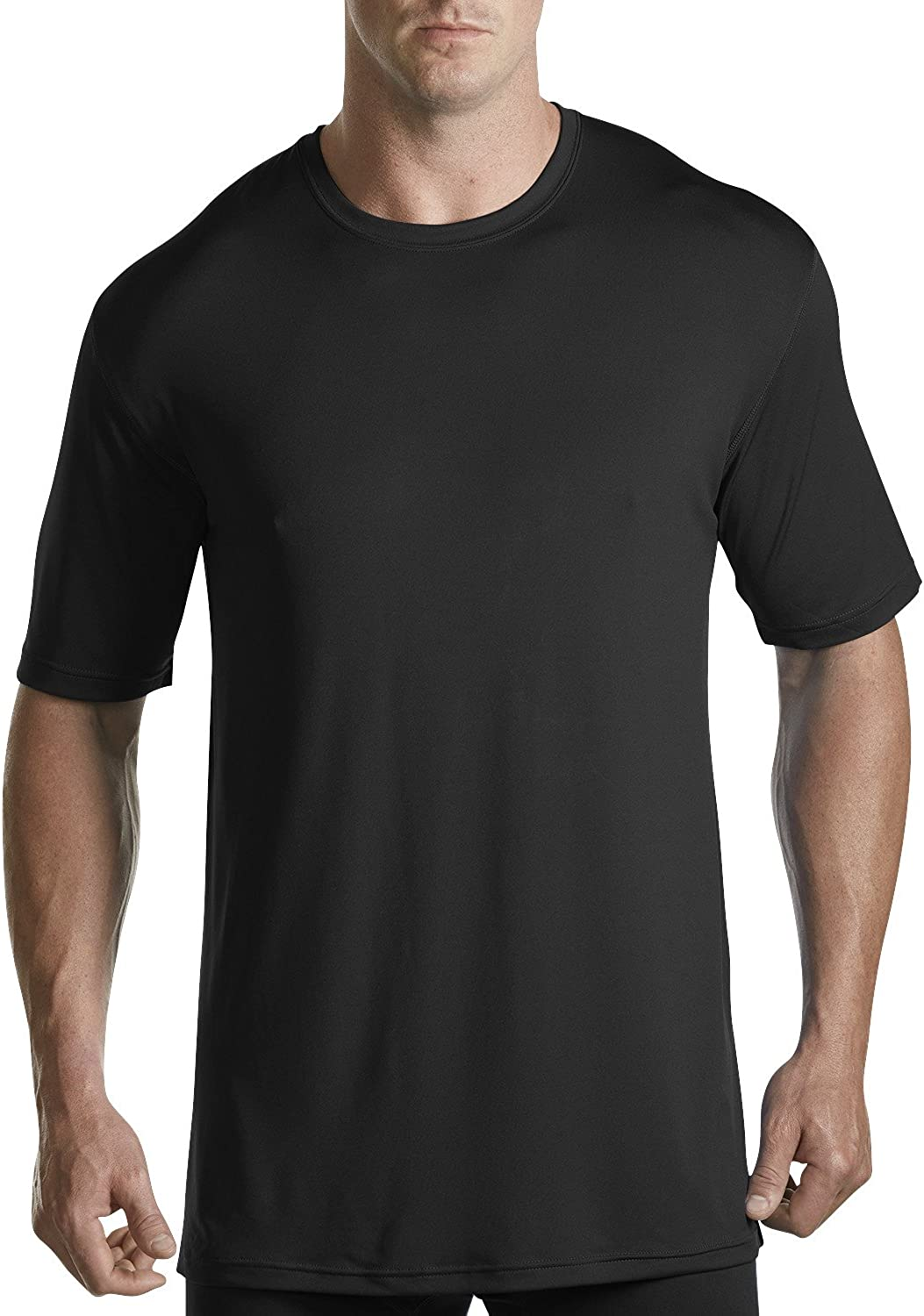 Harbor Max 44% OFF Bay by DXL Big Crewneck Free shipping Tall Performance T-Shirt and