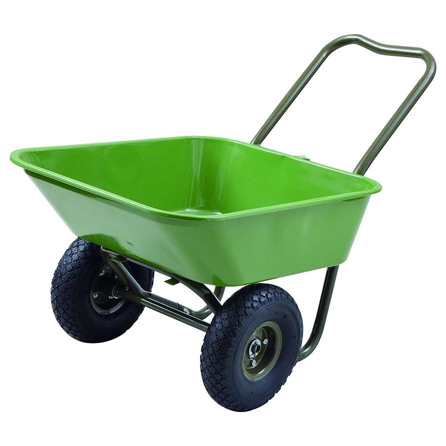 磁気シュートベース山善(YAMAZEN) ガーデンマスター マルチガーデン二輪車 HPC-63(GR)