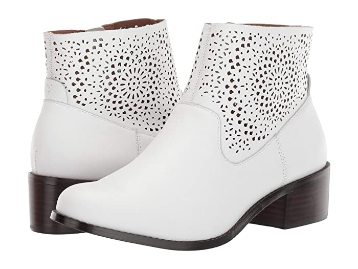 VIONIC  Luciana Perf (White) Womens Boots