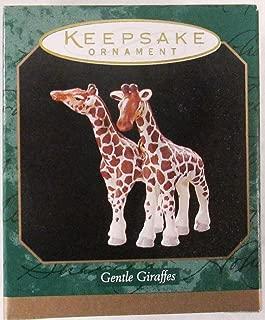Best hallmark giraffe ornament Reviews