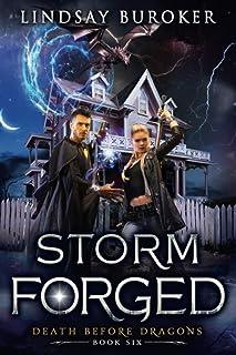 Storm Forged: An Urban Fantasy Novel (Death Before Dragons)