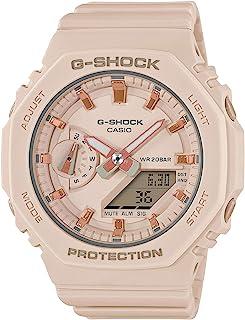 Casio Women's Analogue-Digital Quartz Watch with Plastic Strap GMA-S2100-4AER
