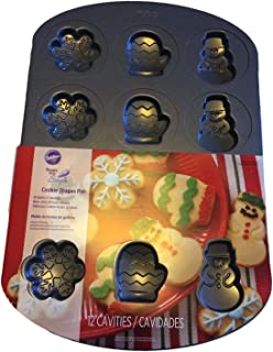Best wilton christmas cookie shapes pan recipe Reviews