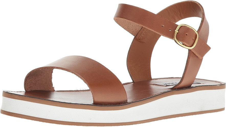 Steve Madden Wohommes Deluxe Flat Sandal