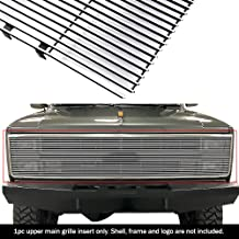 APS Compatible with 1981-1987 Chevy GMC Pickup Suburban Blazer Jimmy Phantom Billet Grille Grill C85202A