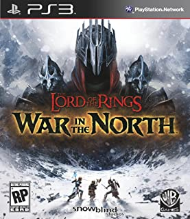 Warner Bros The Lord of the Ring: War in the North, PS3