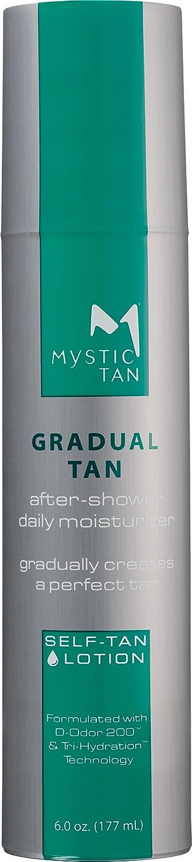 Mystic Beauty products Tan Gradual fl.oz Max 70% OFF Lotion 6