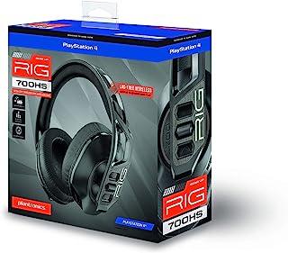 Nacon RIG 700HS, trådlöst spelheadset för PS5, PS4, svart