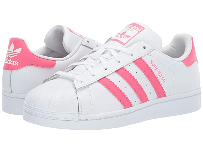 Flower Print Adidas Shoes Floral And Coral Superstar