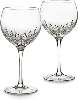 Waterford Crystal Lismore Essence Balloon Wine Pair