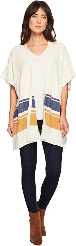 Pendleton - Diamond Stripe Cape