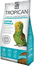 Hari Tropican Lifetime Formula Granules Parrot Food 4mm, 4lb