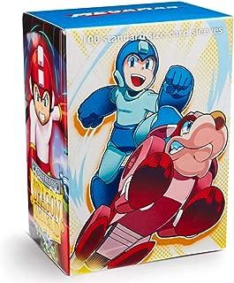 Dragon Shield: Art Sleeves Classic - Mega Man & Rush