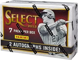 2013 panini select baseball