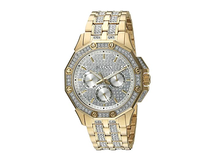 Bulova  Crystal - 98C126 (Gold) Watches