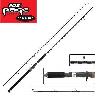 Vertikalrute für Zander /& Hechte Fox Rage Prism Vertical Spin Rod 185cm 50g
