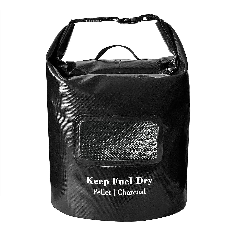 NUUK 20 LBs Charcoal Storage Bucket