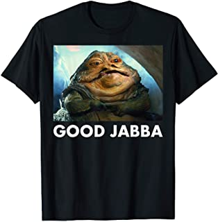 Star Wars Good Jabba The Hut T-Shirt