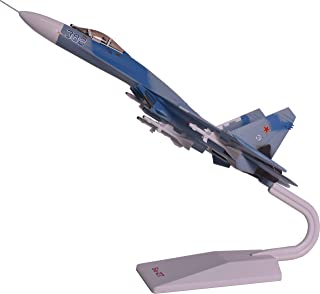 Long Prosper Russian Air Force Blue Camouflage Sukhoi SU-27 1:72 Scale