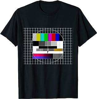 Testbild T-Shirt 80er Jahre 90er Party Outfit Retro Kostüm