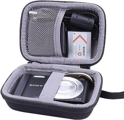 Aenllosi Hard Travel Case for Sony DSC-W830/W800/W810 Digital Camera