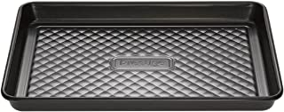 Prestige Inspire Steel 27x20 cm Baking Tray - Black