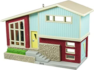 Hallmark 2016 Christmas Ornaments Nostalgic Houses and Shops Split-level Drea...