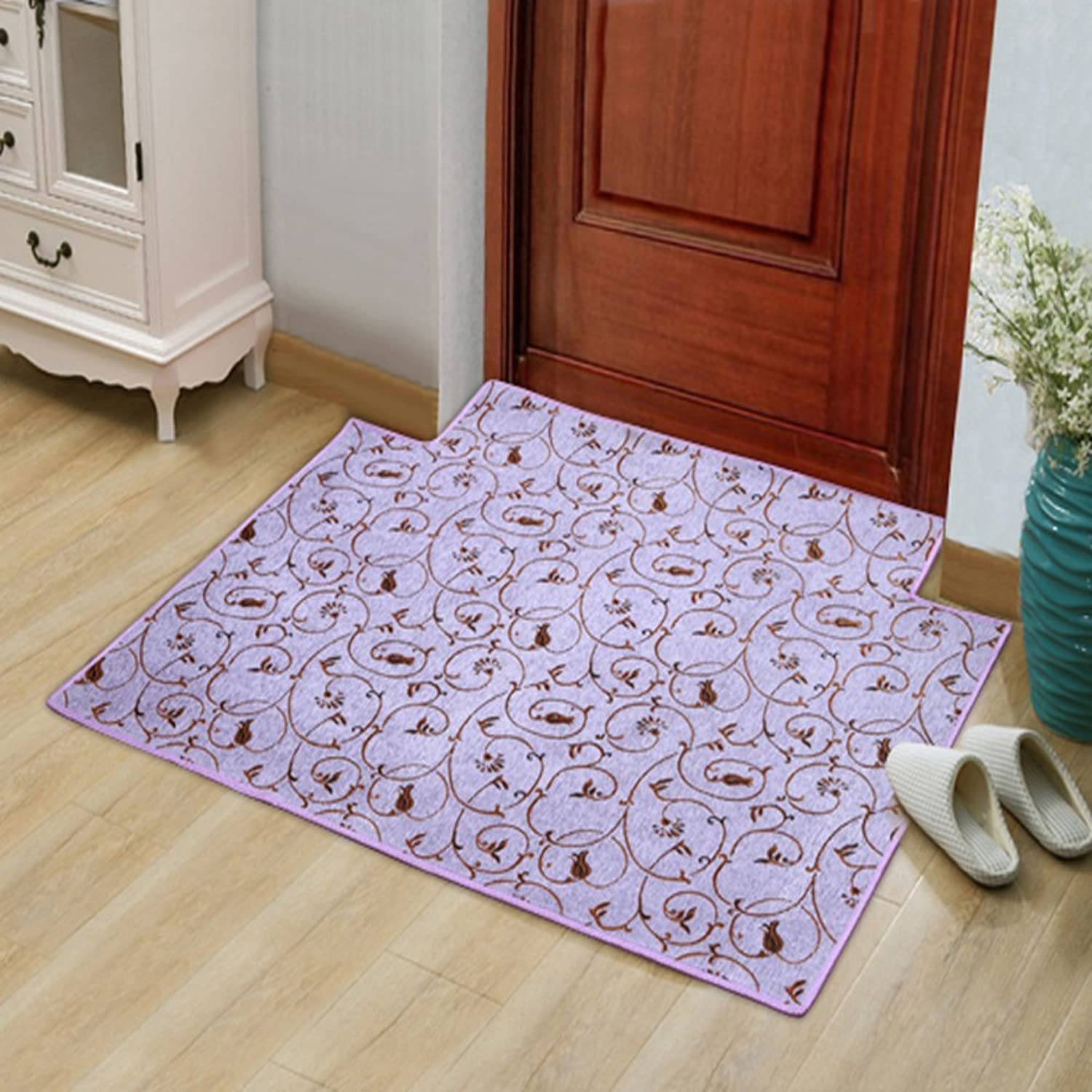 Household Xuan Guan Fang mat Bedroom mats in The Hall Indoor mats-H 90x140cm(35x55inch)