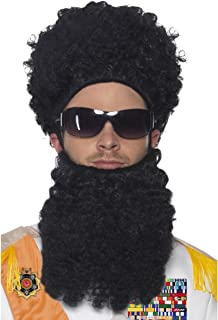 Smiffy's The Dictator Instant Kit with Wig, Beard and Glasses