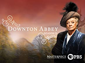 downton abbey season five