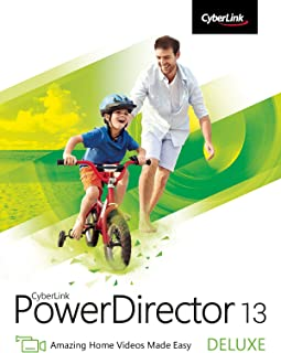 powerdirector 13 features
