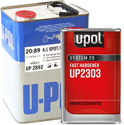 U-Pol 2892 High Solids Urethane (4.4 VOC) High Solids Spot Repair Urethane