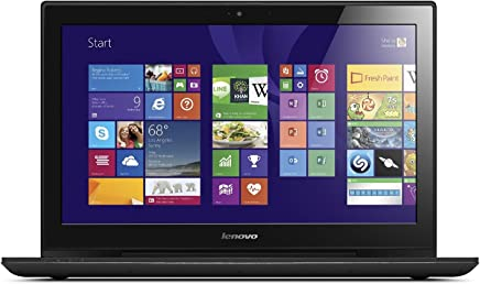 Lenovo IdeaPad Y50 59423621 15.6-Inch Ultra 4K HD Touchscreen Laptop (Intel Core i7-4700HQ Processor, 16GB RAM, 256GB Solid State Drive, Windows 8.1), Black