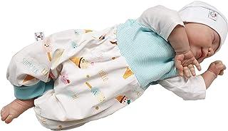 Atelier MiaMia Atelier MiaMia - Sommerstrampler oder Set Baby Kind von 50, 56, 62, 68, 74, 80 Designer Strampler/Set Limitiert EIS