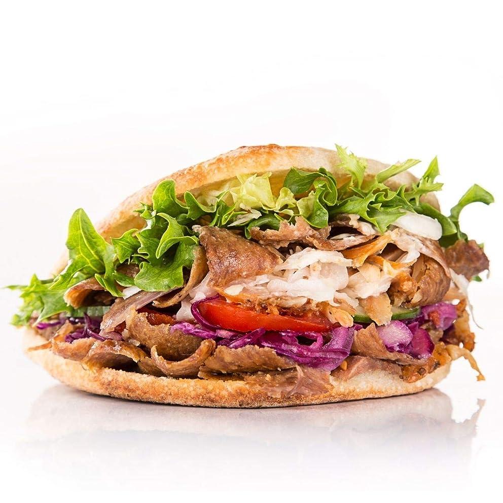民間人ありそうペナルティまさか!の白飯に合うケバブ(冷凍) 600g 大人気の屋台飯がわずか5分で完成! 鶏もも肉使用 カット済です。