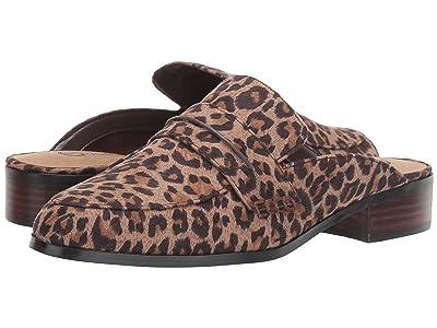 Bella-Vita Binx II (Leopard Super Suede) Women