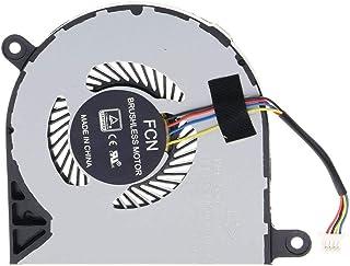 DNX Ventilateur Compatible pour Ordinateur PC Portable Dell INSPIRON 15 3567/_0011 Note-X Neuf Garantie 1 an Fan