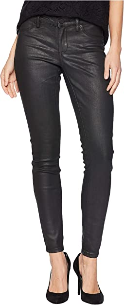 The Mercer Black Coated Skinny in Spartacus