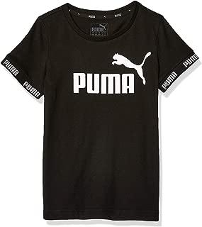 PUMA Unisex-Child Amplified Tee B Short Sleeve T-Shirt