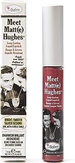 The Balm Meet Matte Hughes Long Lasting Liquid Lipstick - Brilliant, Canvs35-180080