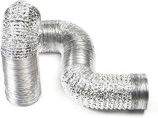 STERR - 6 m Aluminium Flexschlauch Lüftungsschlauch 125 mm – ALD125_6