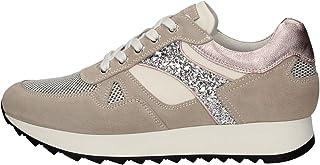 Nero Giardini 0520D Sneakers in CAMOSCIO da Donna